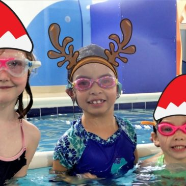 Holiday Gift Ideas For Your Little Swimmers